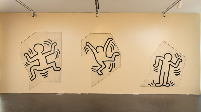Reconnecting With Keith Haring's Grace House Mural (in 13 Pieces)